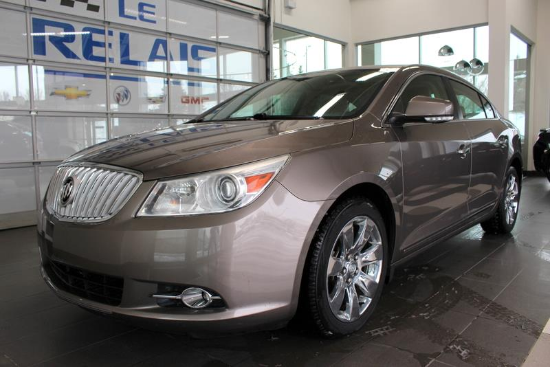 Buick LaCrosse 2012 CUIR - BLUETOOTH - MAGS #K930017A