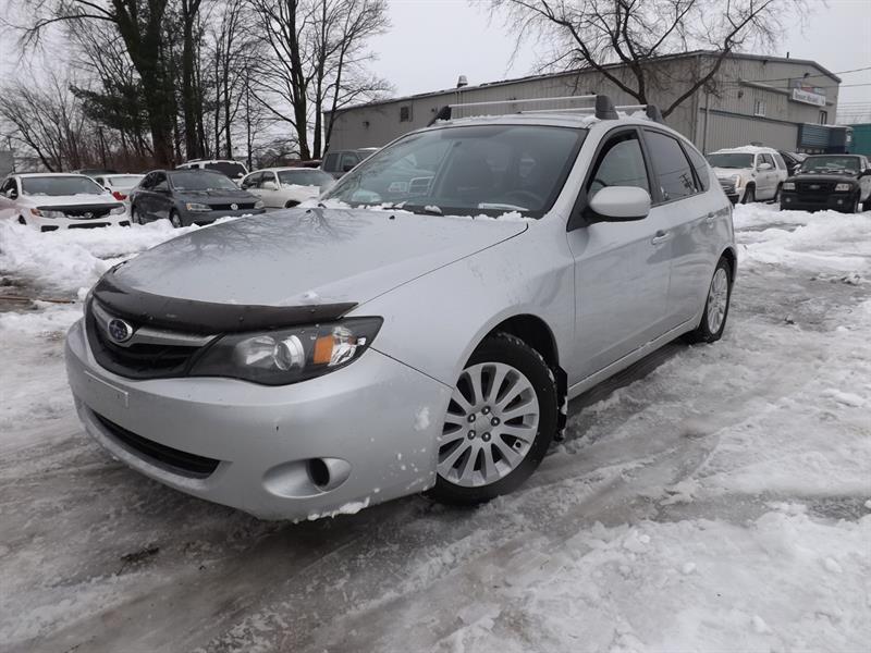 Subaru Impreza 2011 HB Auto 2.5i w-Sport Pkg *Ltd Avail* #783923