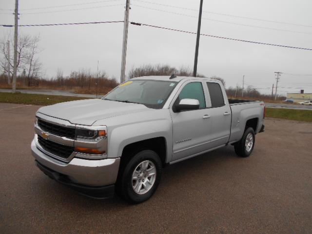 2018 Chevrolet Silverado 1500 4WD Double Cab 143.5 LT #MP-2538