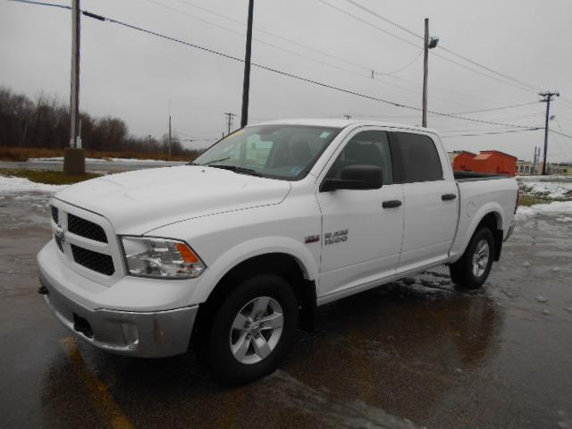 2018 Ram 1500 Outdoorsman 4x4 Crew Cab 5''7 Box #MP-2542