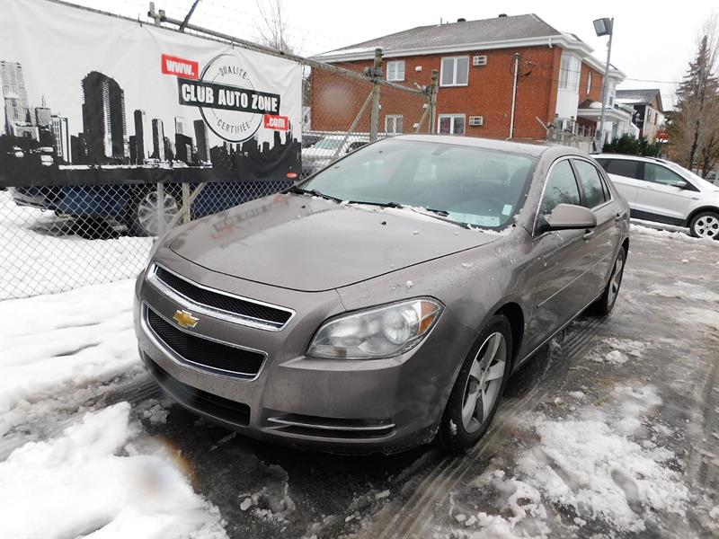 Chevrolet Malibu 2011 PLATINUM AUTOMATIQUE BLUETOOTH #BF397608