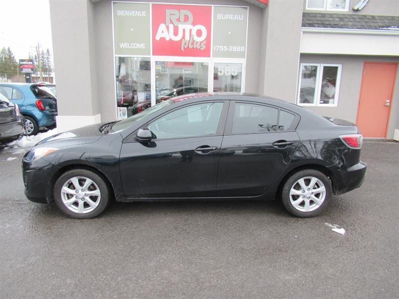 Mazda MAZDA3 2011  GX #9988