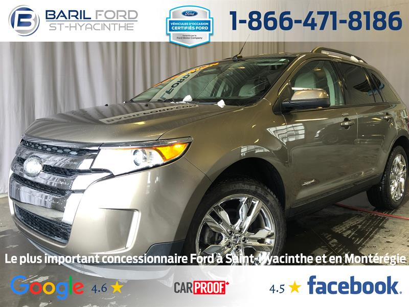 Ford EDGE 2013 4dr SEL FWD #90068a