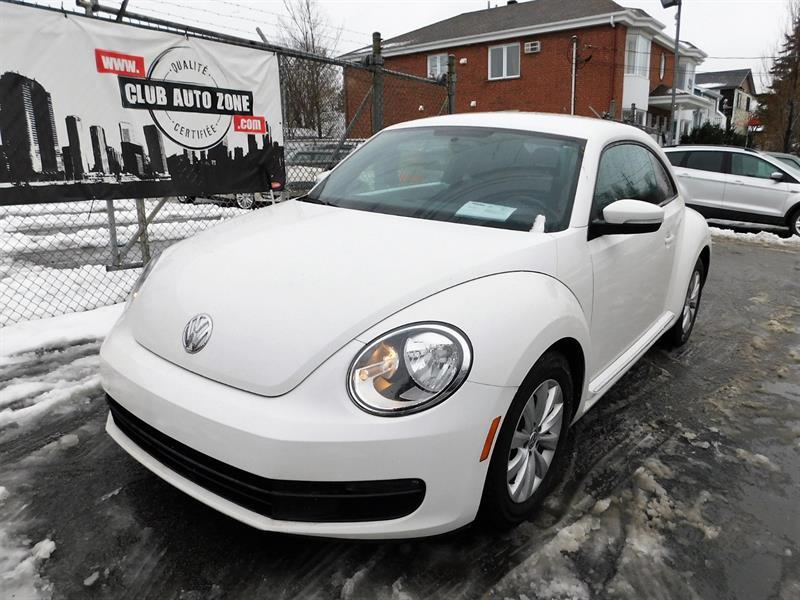 Volkswagen Beetle 2012 AUTOMATIQUE SIÈGES CHAUFFANTS #CM633655
