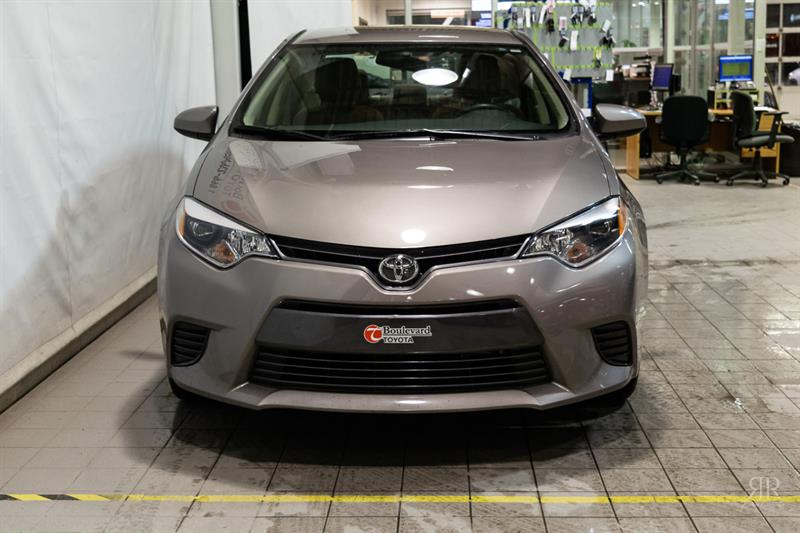 Toyota Corolla 2016 * LE A/C GR.ELECTRIQUE * #84022A