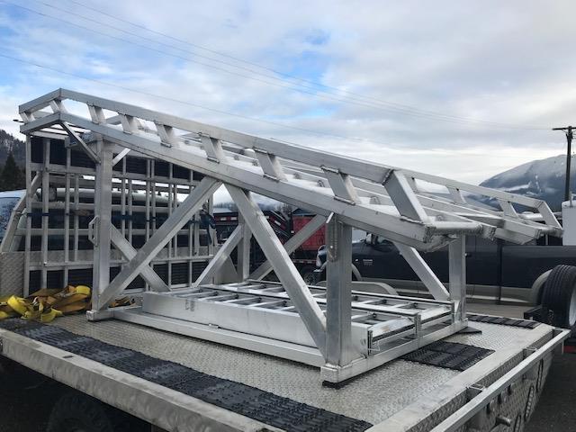 2019 Cargopro UTV Rack