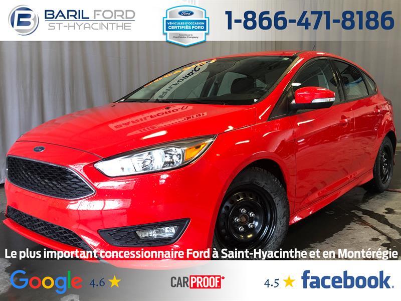 Ford Focus 2015 5dr HB SE #80464A