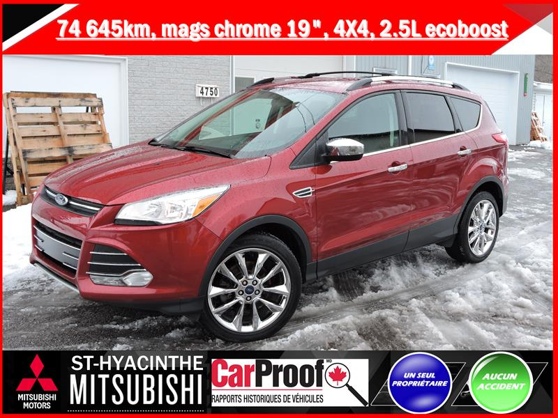Ford Escape 2015 4WD 4dr SE #19P004