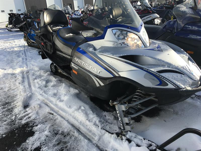 Arctic Cat T-660 turbo 2006