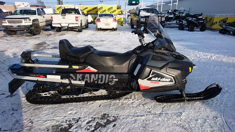 Ski-Doo Skandic SWT 600Etec 2016