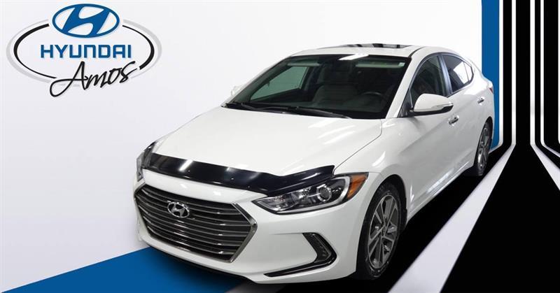 Hyundai Elantra 2017 Limited #26233