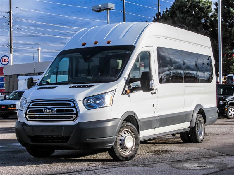 2016 Ford Transit 350HD XLT #60103