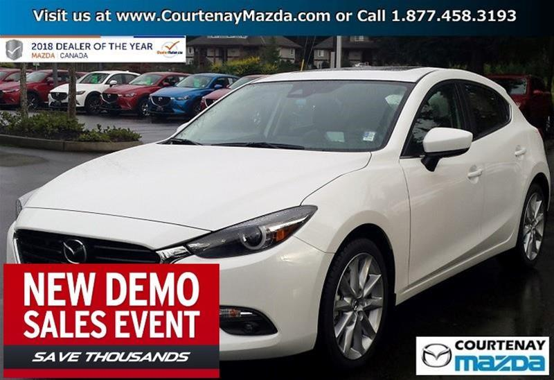2018 Mazda Mazda3 Sport GT at #18MZ34286