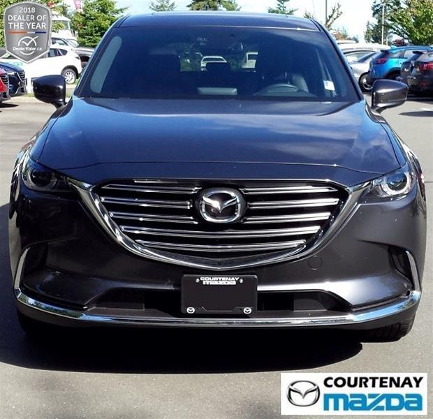 2019 Mazda Cx 9: 2019 Mazda CX-9 GT AWD Used For Sale In Courtenay At