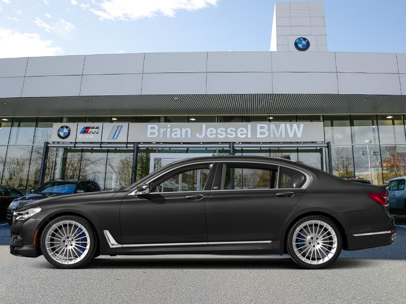 2019 BMW 7 Series 750Li xDrive Sedan #7418RX102059693