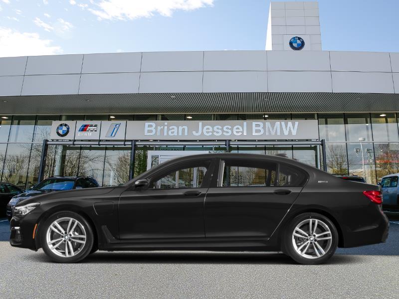 2019 BMW 7 Series 740Le xDrive Sedan #7418RX102058240