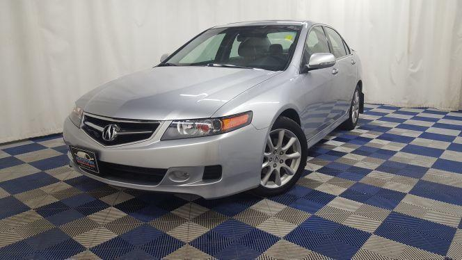 2008 Acura TSX FRESH TRADE/LOW MILEAGE #LUX10TT87457A