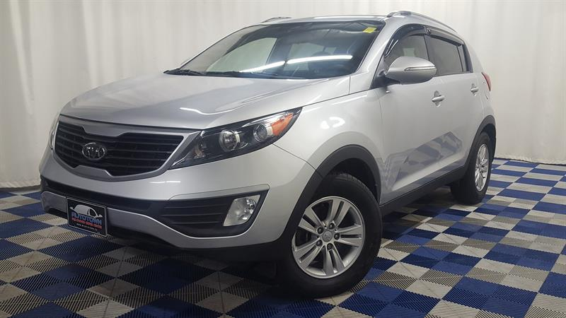 2012 Kia Sportage LX/Climate Control/Heated Seats/Bluetooth #12KS70556