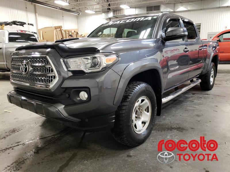 Toyota Tacoma 2016 * TRD * GR ÉLECTRIQUES * TOIT OUVRANT * MAGS * GPS #18883A-55