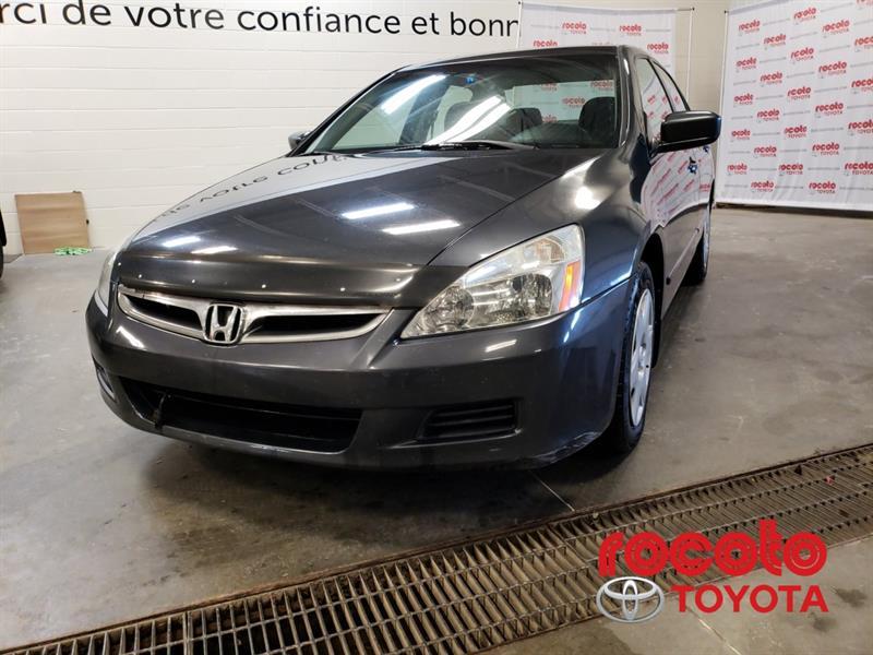 Honda Accord Sdn 2006 * DX-G * GR ÉLECTRIQUE * #81081A-36