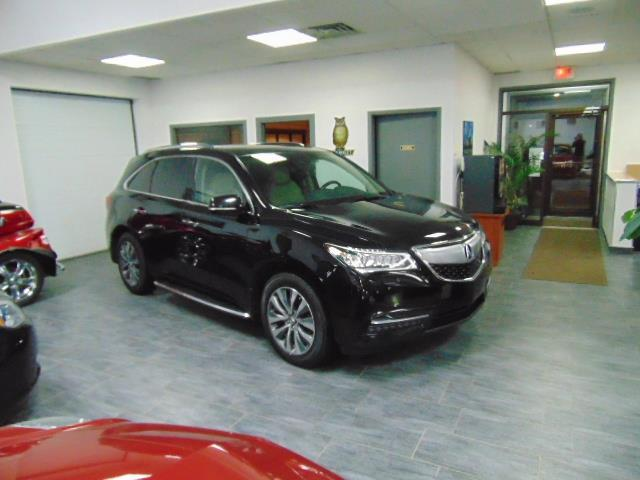 Acura MDX 2015 SH-TECHNOLOGY  #FB501800