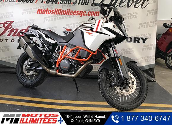KTM 1190 Adventure R 2018