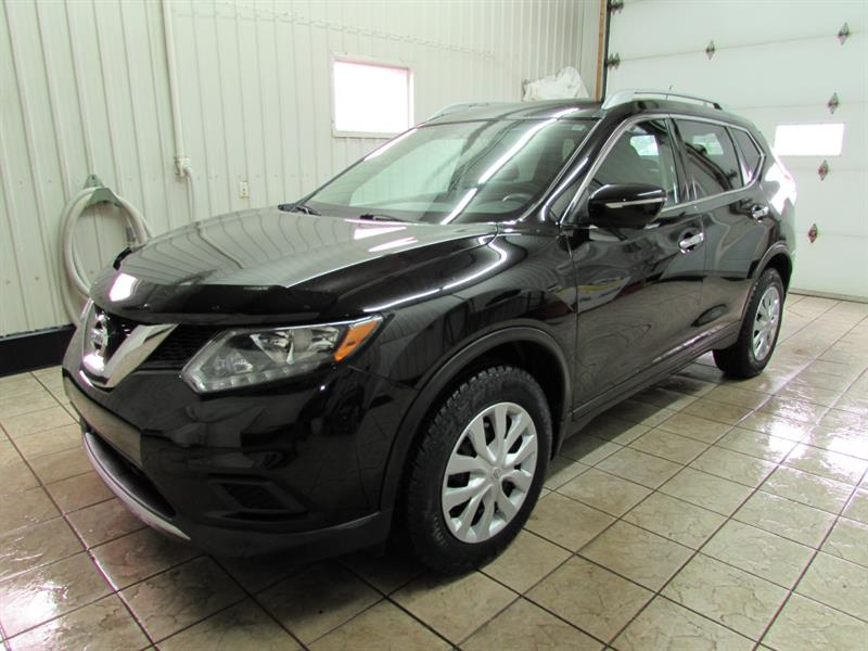 Nissan Rogue 2014 AWD 4dr #14-98