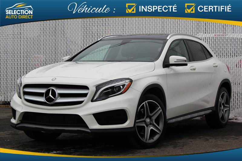 Mercedes-Benz GLA 2016 4MATIC 4dr GLA 250 #S209592