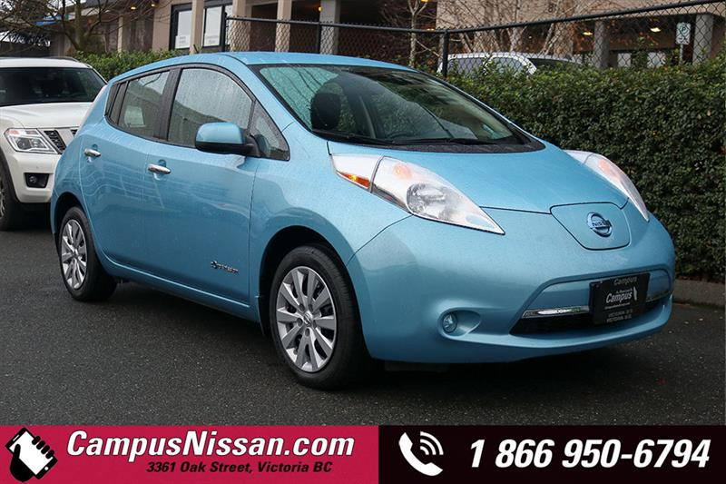 2015 Nissan Leaf   S   FWD w/ Quick-Charge #JN3074