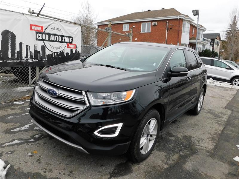 Ford EDGE 2018 SEL AWD AUTOMATIQUE BLUETOOTH  #JBB33994