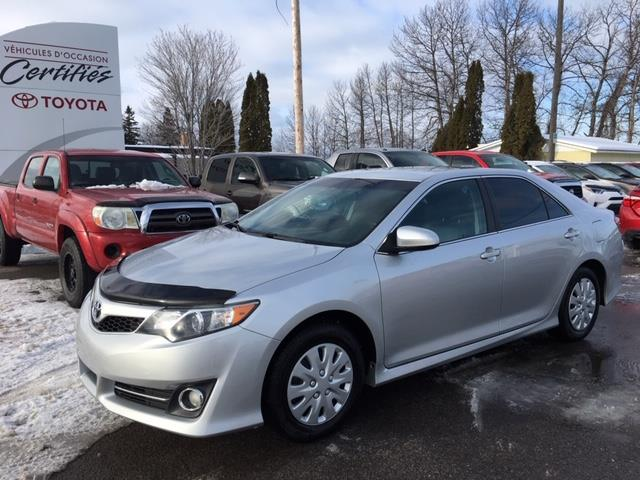 Toyota Camry 2014 SE-CUIR-NAVI-MAGS 18 #11761A