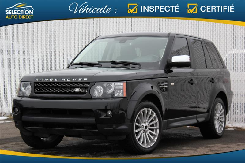 Land Rover Range Rover Sport 2012 4WD 4dr HSE #S744943