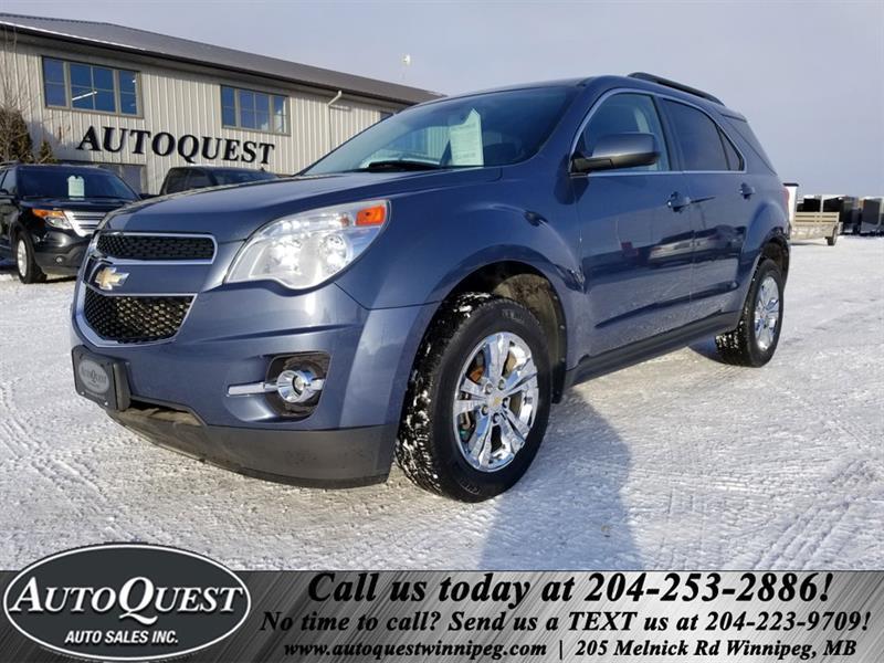 2012 Chevrolet Equinox 1LT #01819
