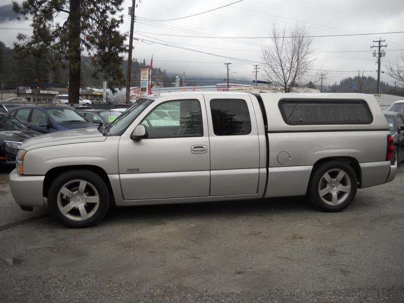 2005 Chevrolet Silverado 1500 Ss Xcab Awd Used For Sale In West