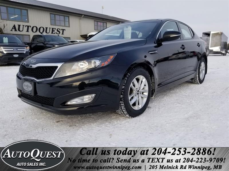 2011 Kia Optima LX 2.4L FWD #0891