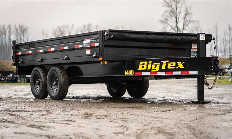 2020 Bigtex 14OD-14