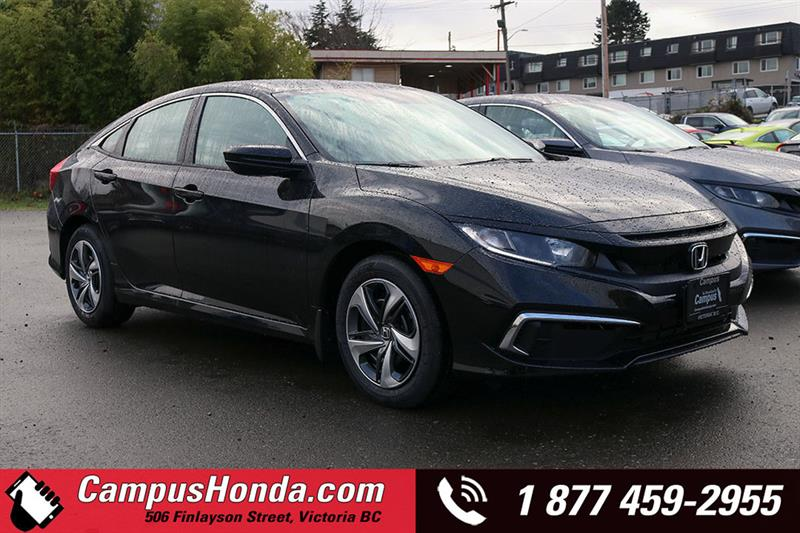 2019 Honda Civic LX #19-0127