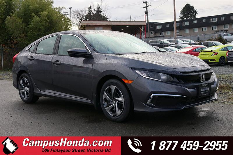 2019 Honda Civic LX #19-0128