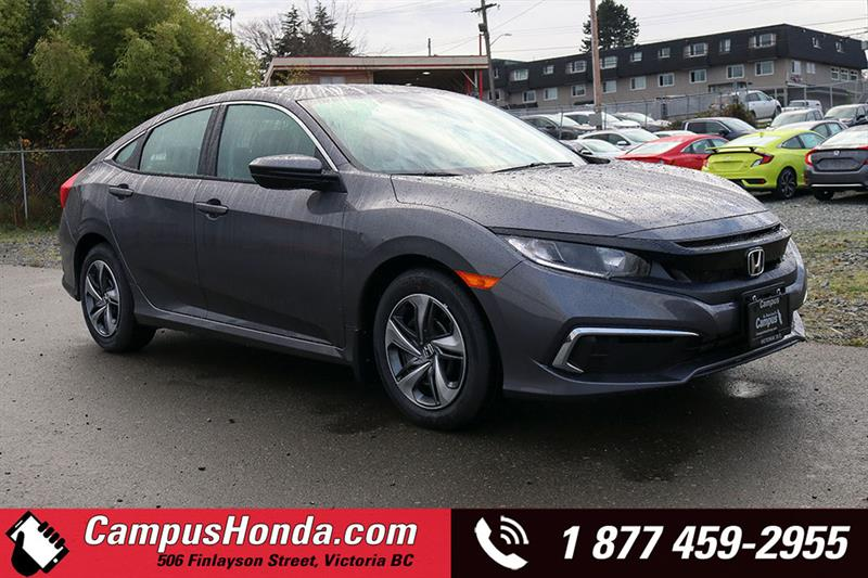 2019 Honda Civic LX #19-0140