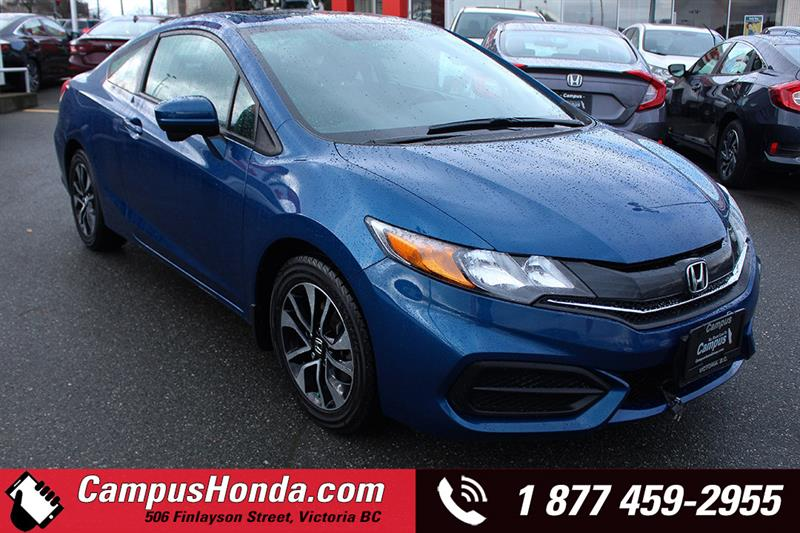 2015 Honda Civic Coupé EX 2DR Auto Bluetooth #B5581