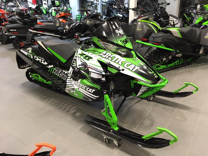 Arctic Cat ZR 6000 2014