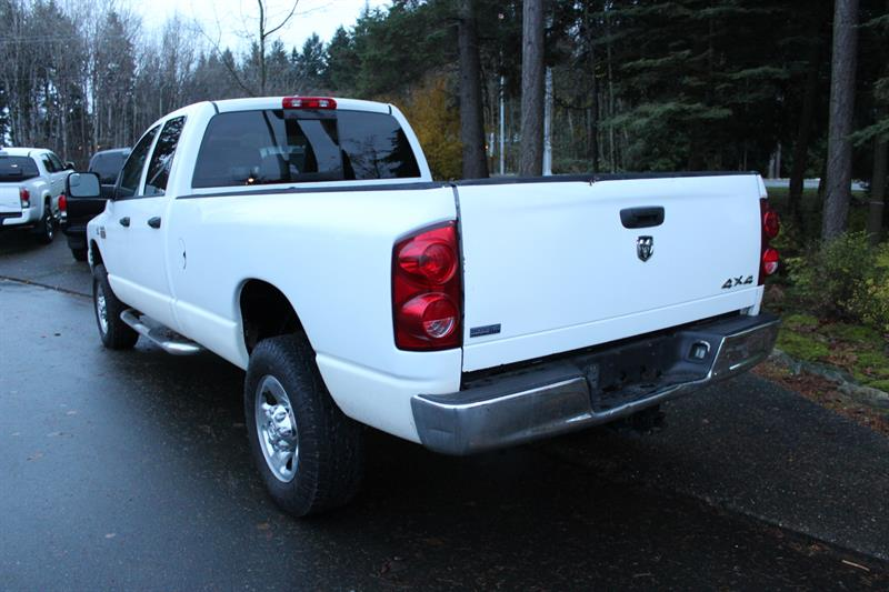 2008 Dodge Ram 3500 4WD Quad Cab #P2133