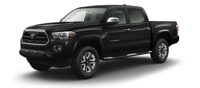 2018 Toyota Tacoma Double Cab Limited #11794