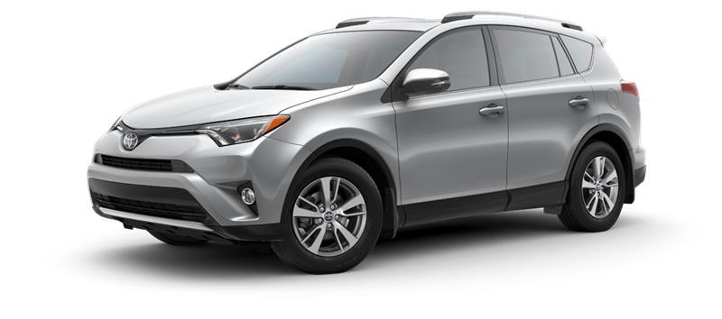 2018 Toyota RAV4 FWD XLE #12173