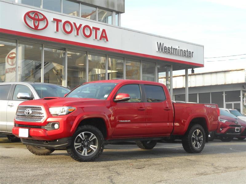 2016 Toyota Tacoma TRD Sport Upgrade Package #P6721T
