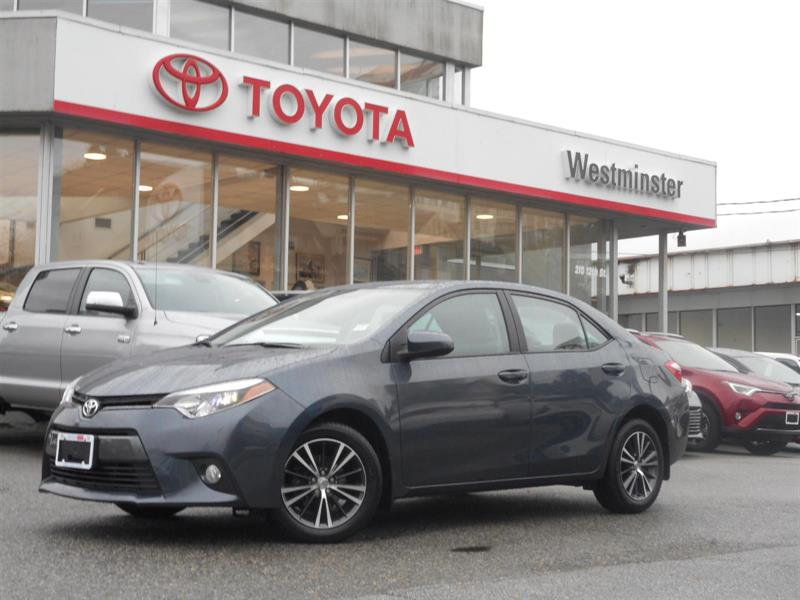 2016 Toyota Corolla LE Upgrade Package #P6722T