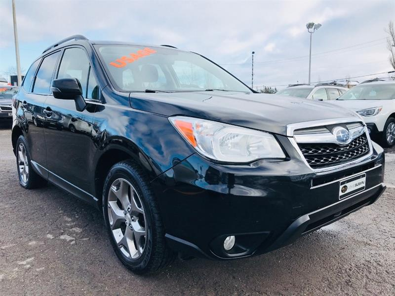 Subaru Forester 2015 2.5i Limited Package #15721A