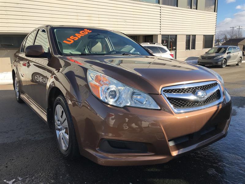 Subaru Legacy 2011 2.5 i #K0447A