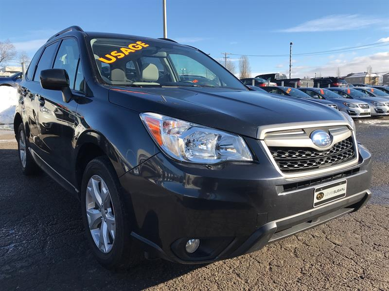Subaru Forester 2014 2.5i Touring Package #J1273A