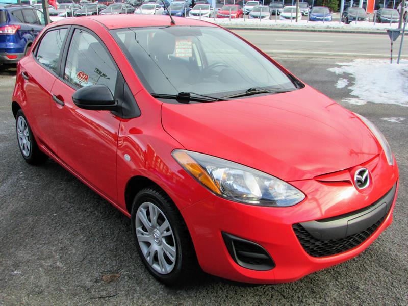Mazda 2 2011 GX AIR CLIMATISÉ **AUTOMATIQUE** #UA19010